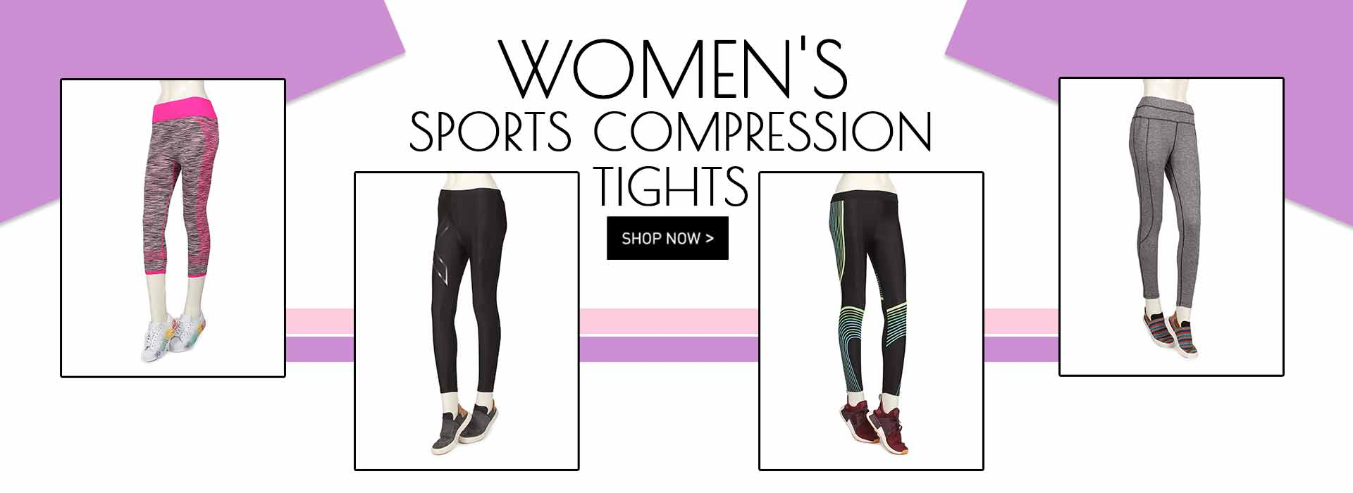 Women Compression Tights