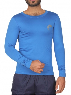 Compression Top - Blue