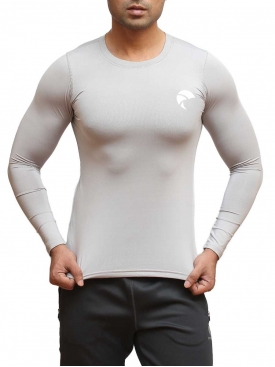 Compression Top - Grey