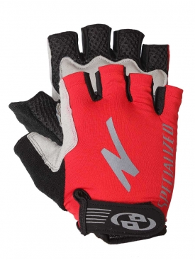 Alpha Gloves Red