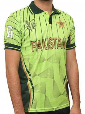 PAKISTAN WC T-Shirt 2015