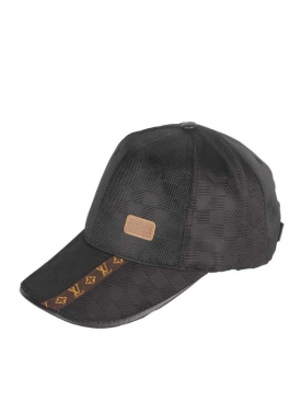 Cap  001 Black