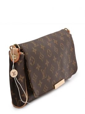 Monogram Canvas - Brown