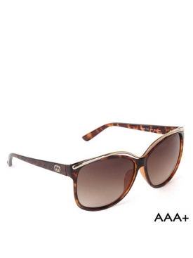 Cat Eye Havana / Brown