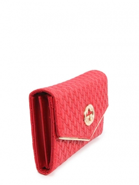 Flapped GG Logo - Red