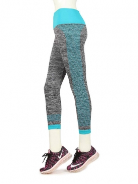 Compression Tights GY/BL