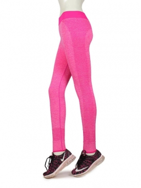 Compression Tights Pink