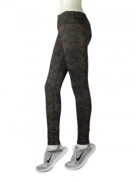 Compression Tights Brown