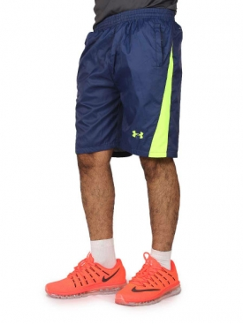 UA Launch 7 Shorts D.Blu