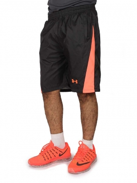 UA Launch 7 Shorts Black