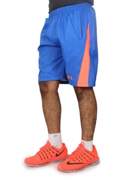 UA Launch 7 Shorts R.Blu