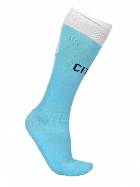 MC Soccer Socks-Sky Blue