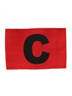 Captain Arm Band Red