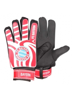 Bayern Munich Gloves Red